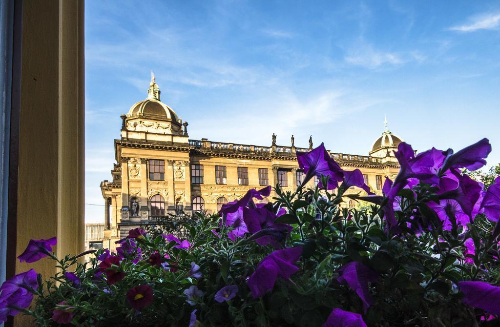 Отель Wenceslas Square Hotel (ex. Musketyr) Чехия Прага