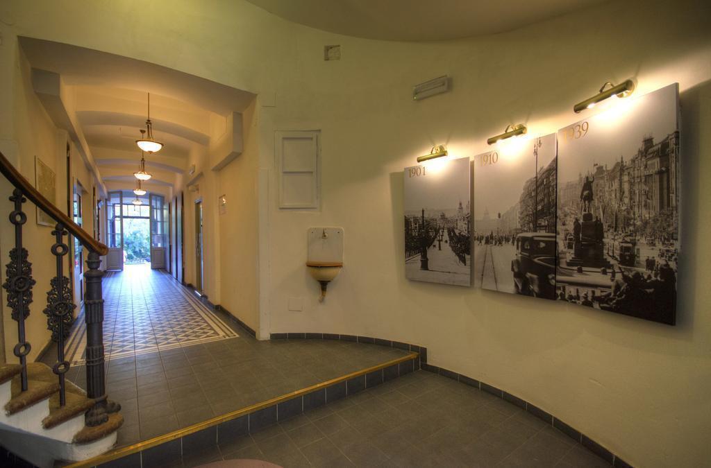 Фото Wenceslas Square Hotel Чехия