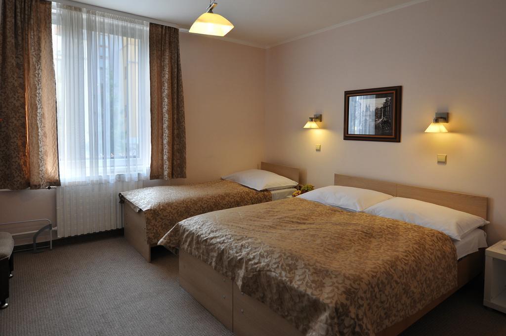 Отель Wilhelm Чехия Прага