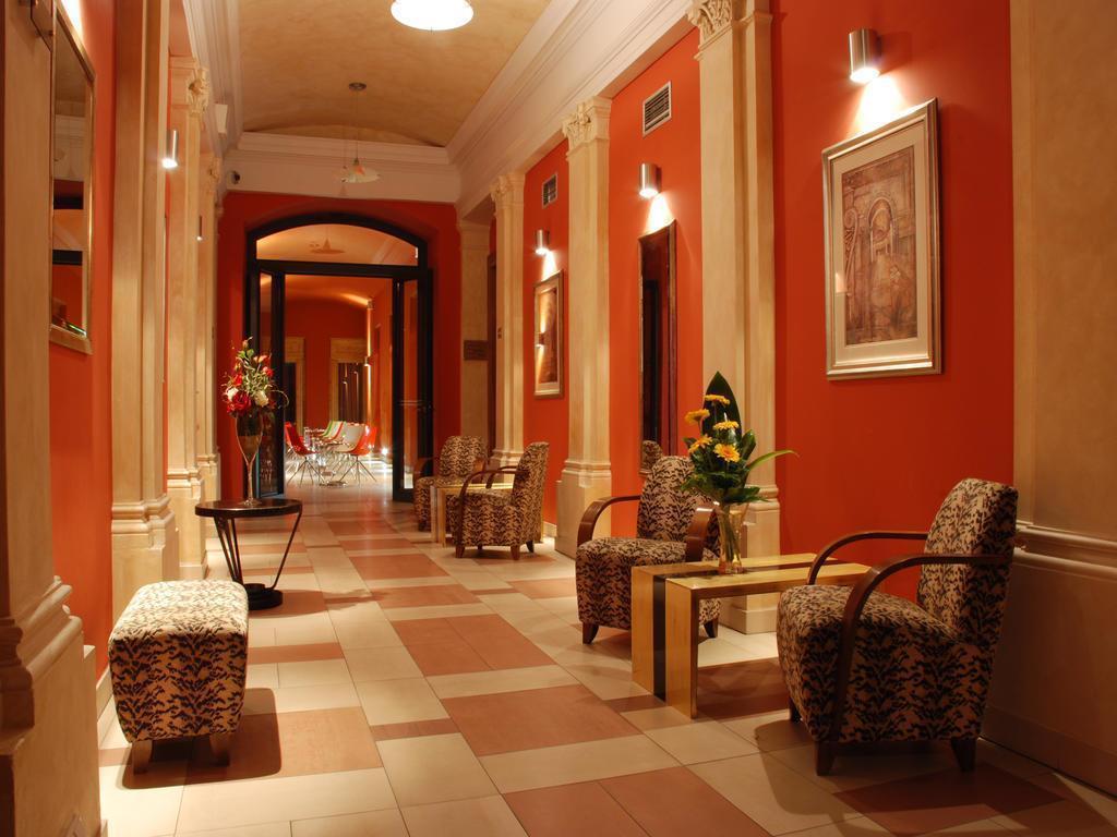 Отель Ea Hotel Embassy Prague Прага