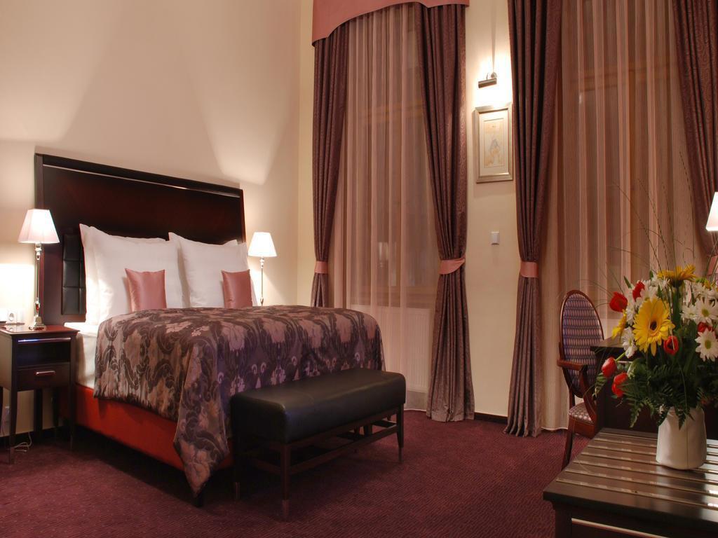 Фото Ea Hotel Embassy Prague Чехия Прага