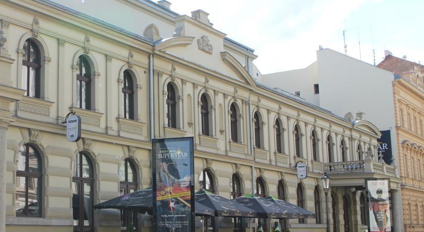 Фото Ea Hotel Embassy Prague Чехия