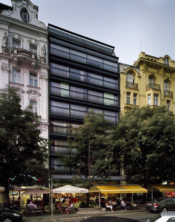 Design Metropol Hotel Prague Чехия Прага