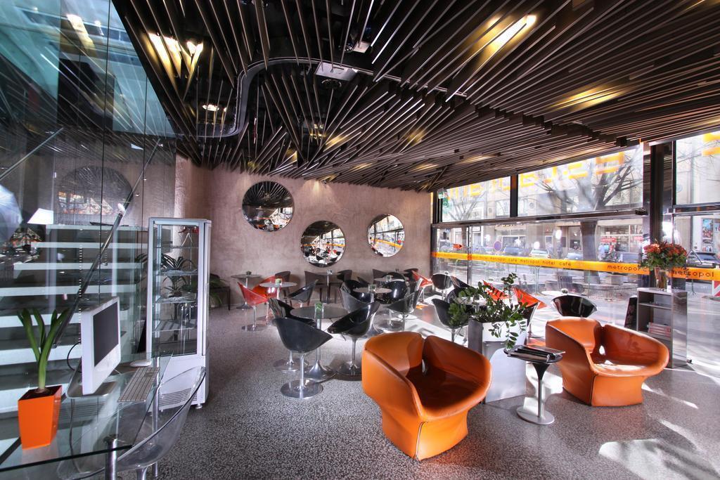 Отель Design Metropol Hotel Prague Прага