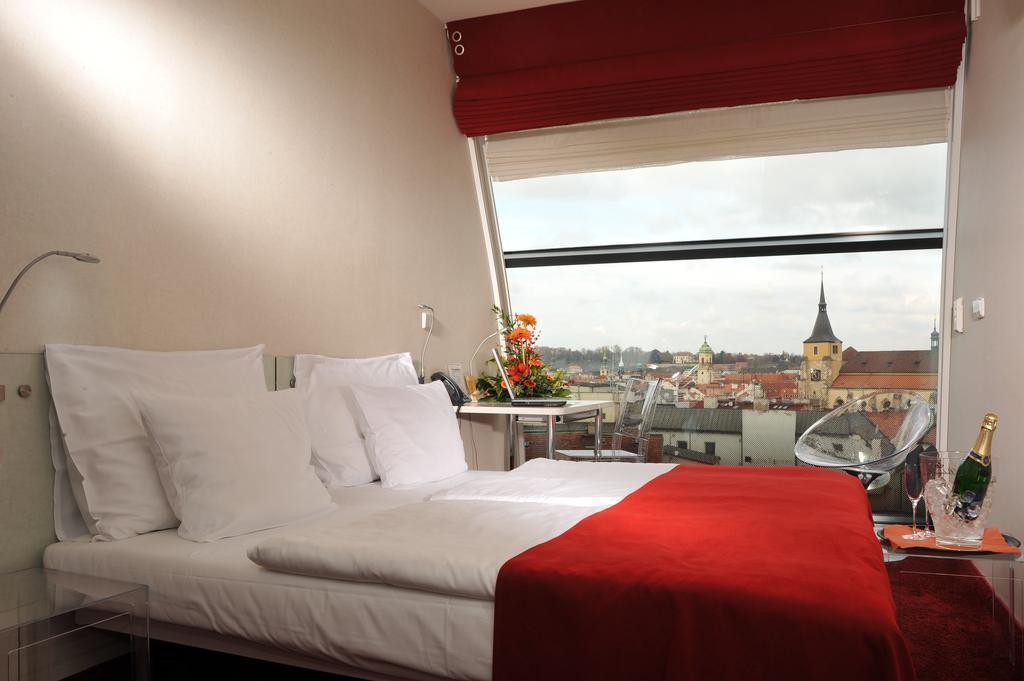 Отель Design Metropol Hotel Prague Чехия Прага