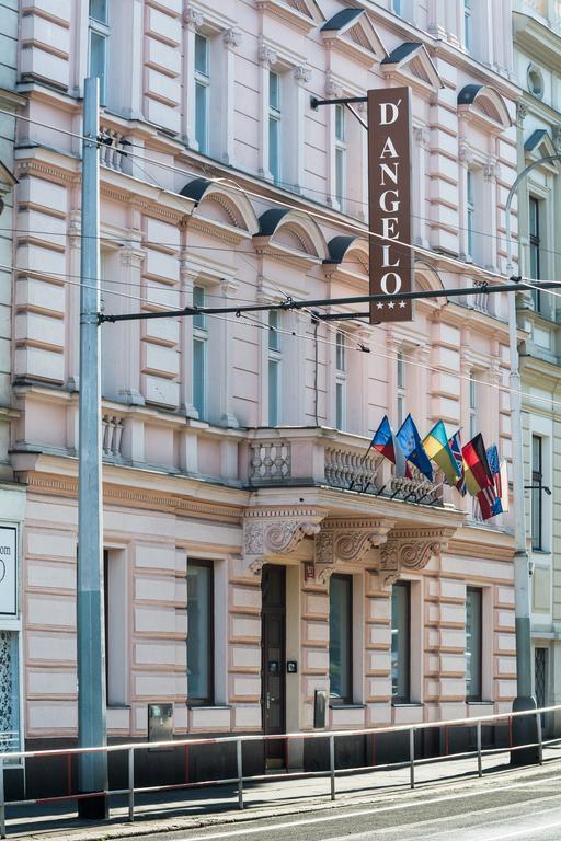 Отель D'Angelo Прага
