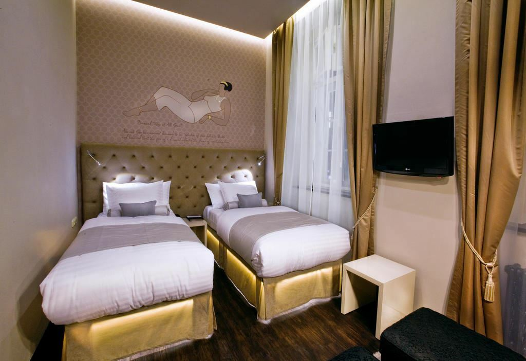 Отель Design Hotel Jewel Prague Прага