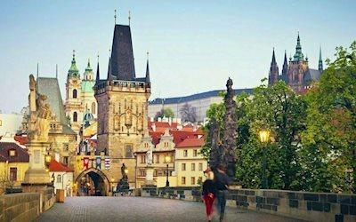 Fortuna West 3*, Чехия, Прага