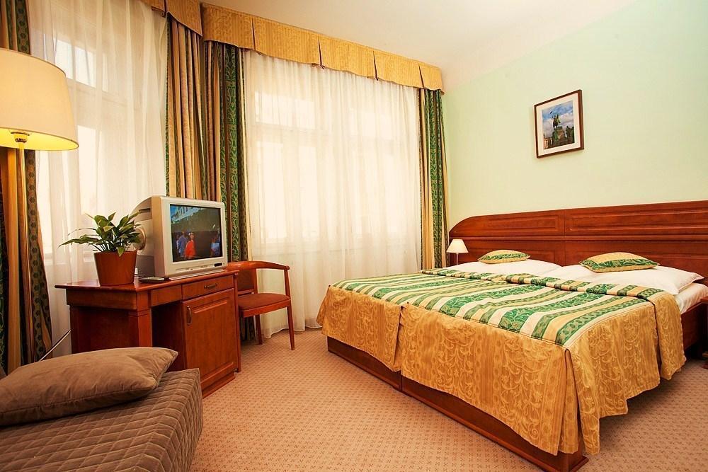 Отель U Divadla Чехия Прага