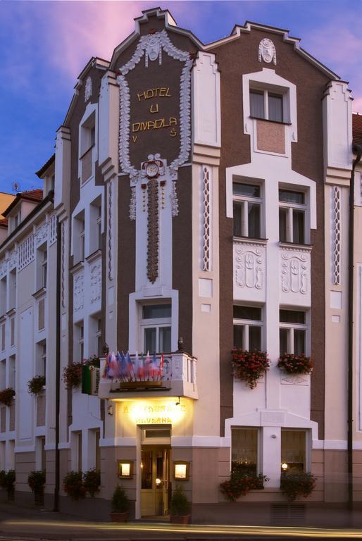 Отель U Divadla Прага