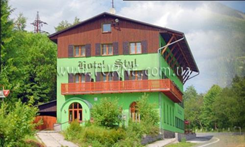 Отель Styl Шпиндлерув Млын