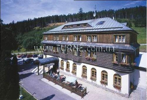 Отель Alpsky Чехия Шпиндлерув Млын