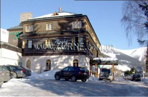 Отель Alpsky Шпиндлерув Млын