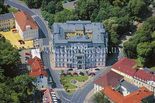 Фото Beethoven Hotel Teplice
