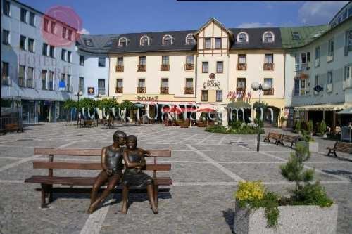 Отель Hotel Gendorf Врхлаби (Vrchlabi)