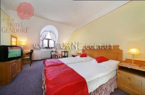 Hotel Gendorf Чехия Врхлаби (Vrchlabi)