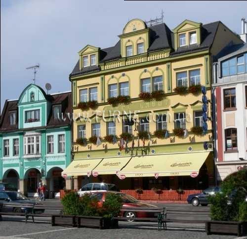Hotel Labut Чехия Врхлаби (Vrchlabi)