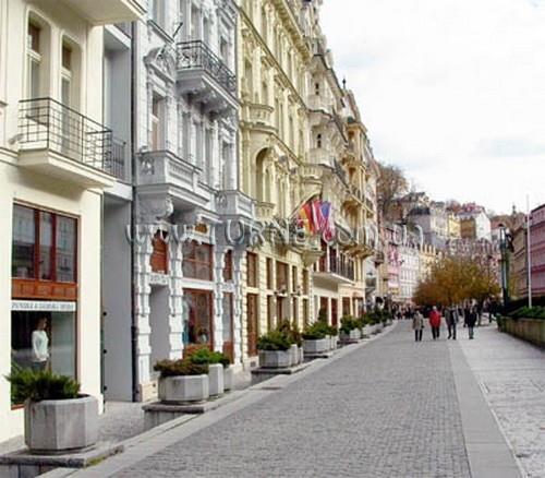 Отель Astoria Чехия Яхимов