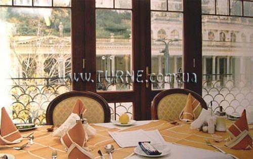 Отель Astoria Яхимов