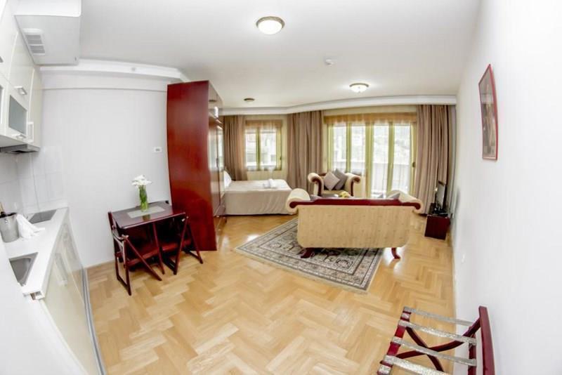 Отель Magnolia Tivat Тиват