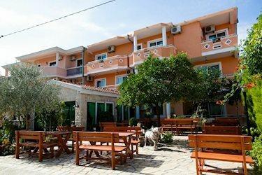 Holiday Apartments 4*, Чорногорія, Улцинь