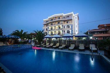 Montefila Hotel Small 4*, Черногория, Улцинь