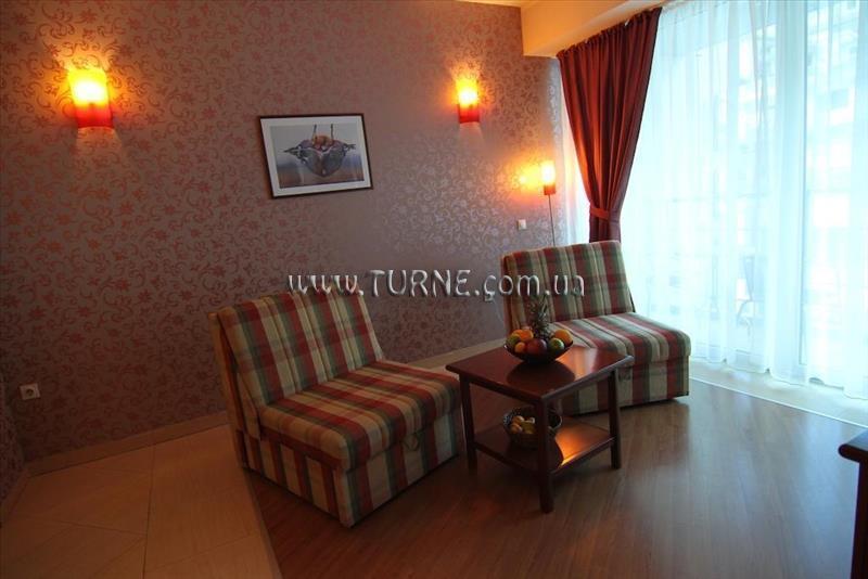 Отель Dolcino Hotel Черногория Улцинь