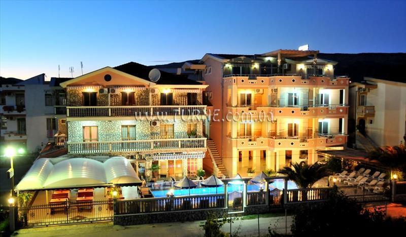 Отель Villa Primafila Черногория Улцинь
