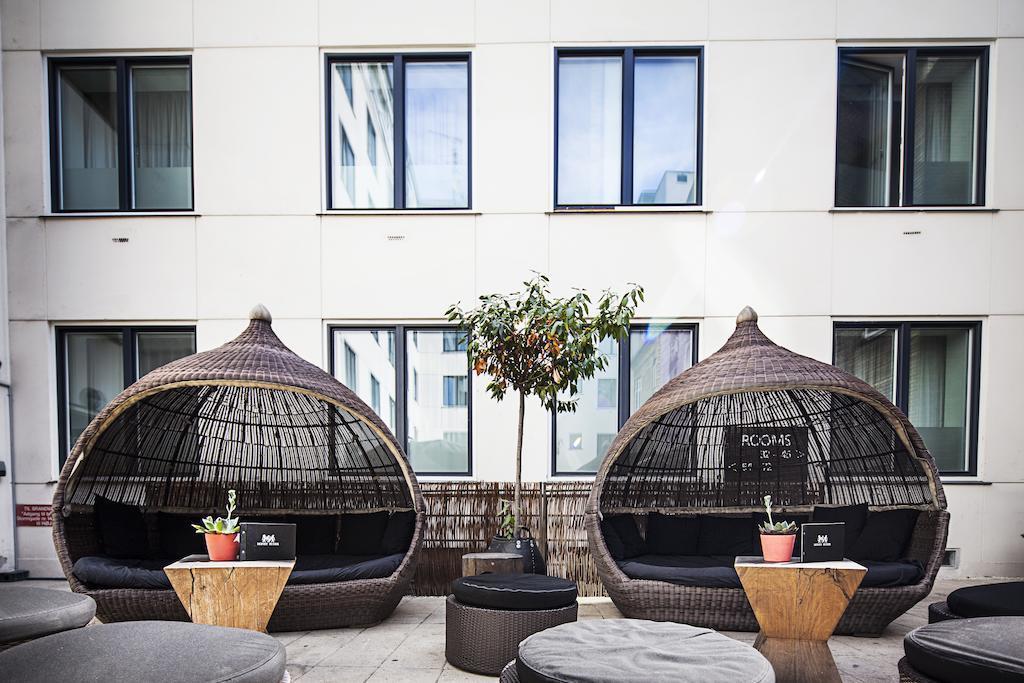 Отель Clarion Collection Hotel Twentyseven Копенгаген