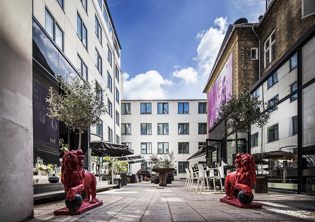 Clarion Collection Hotel Twentyseven Дания Копенгаген