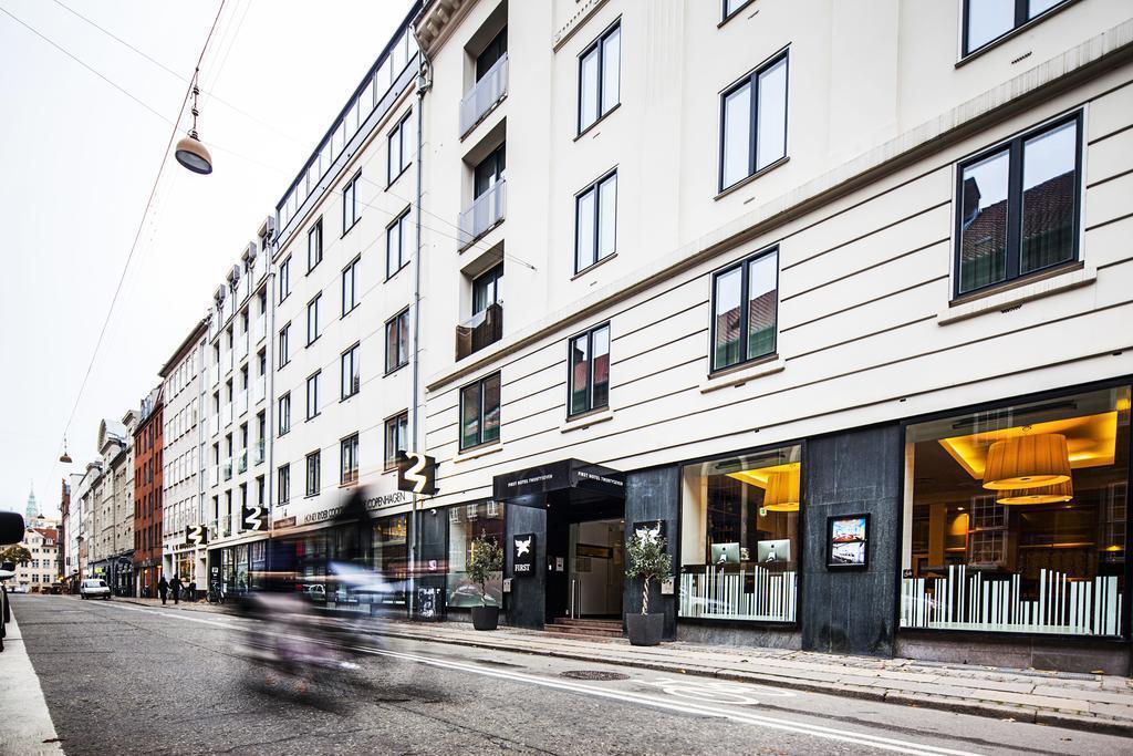 Отель Clarion Collection Hotel Twentyseven Дания Копенгаген