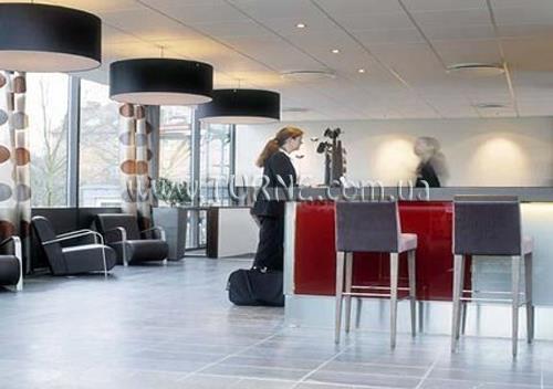 Отель Comfort Hotel Osterport Дания Копенгаген