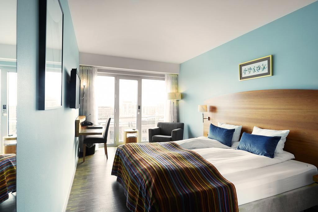 Отель Tivoli Hotel Копенгаген