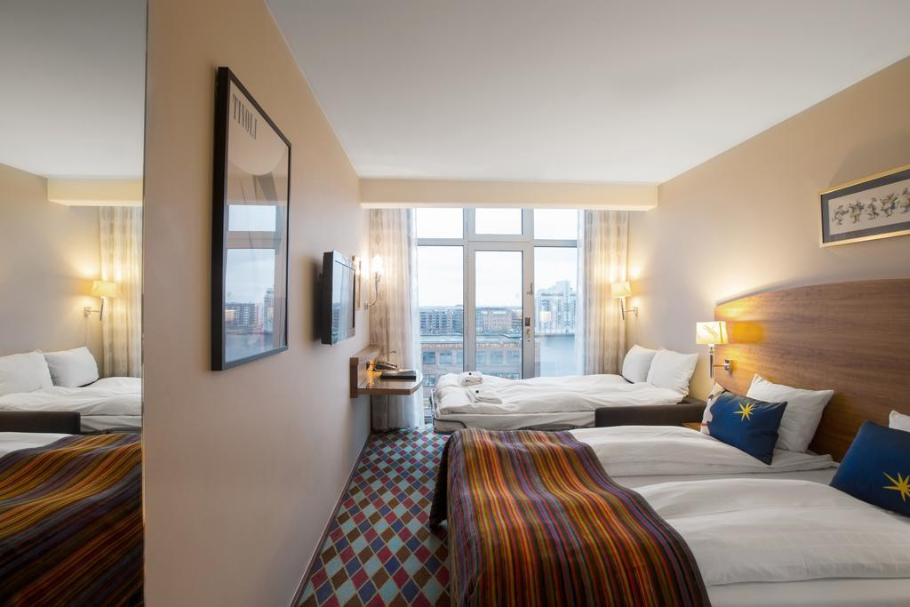 Tivoli Hotel Копенгаген