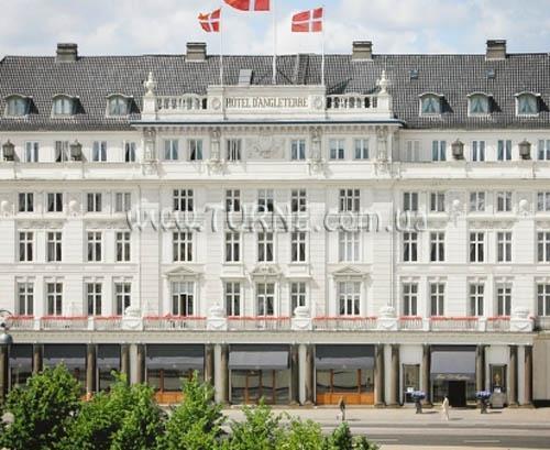Фото D'angleterre Hotel Дания Копенгаген