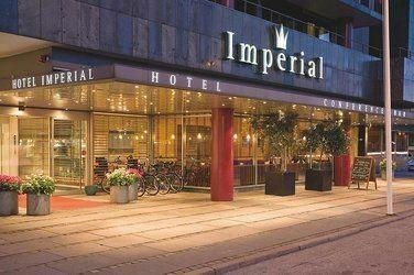 Imperial Hotel 4*, Дания, Копенгаген