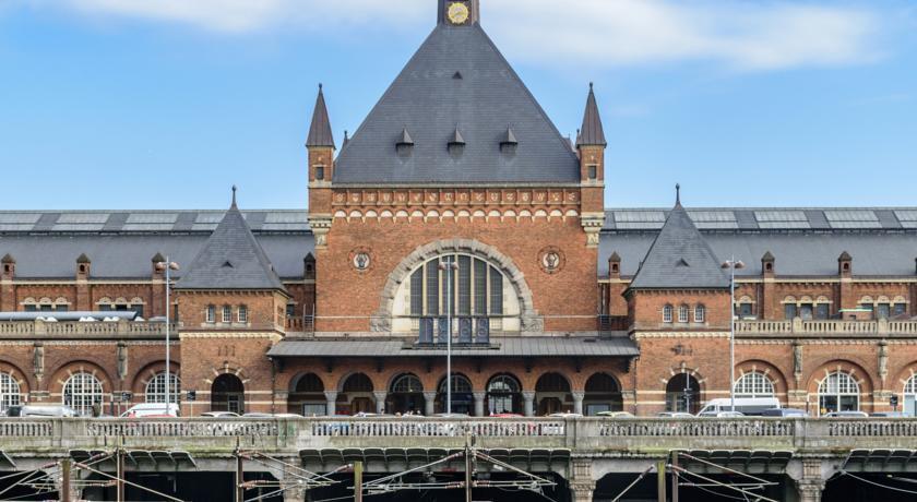 Отель Grand Копенгаген