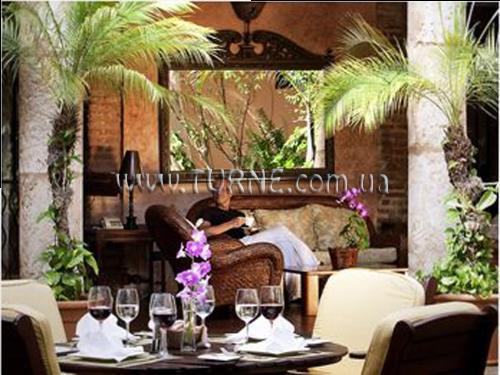 Отель Sofitel Frances Santo Domingo Доминикана Санто-Доминго