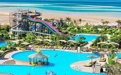 Caesar Palace Hotel & Aqua Park (ex. Mirage Aqua Park & SPA) 5*, Египет, Хургада