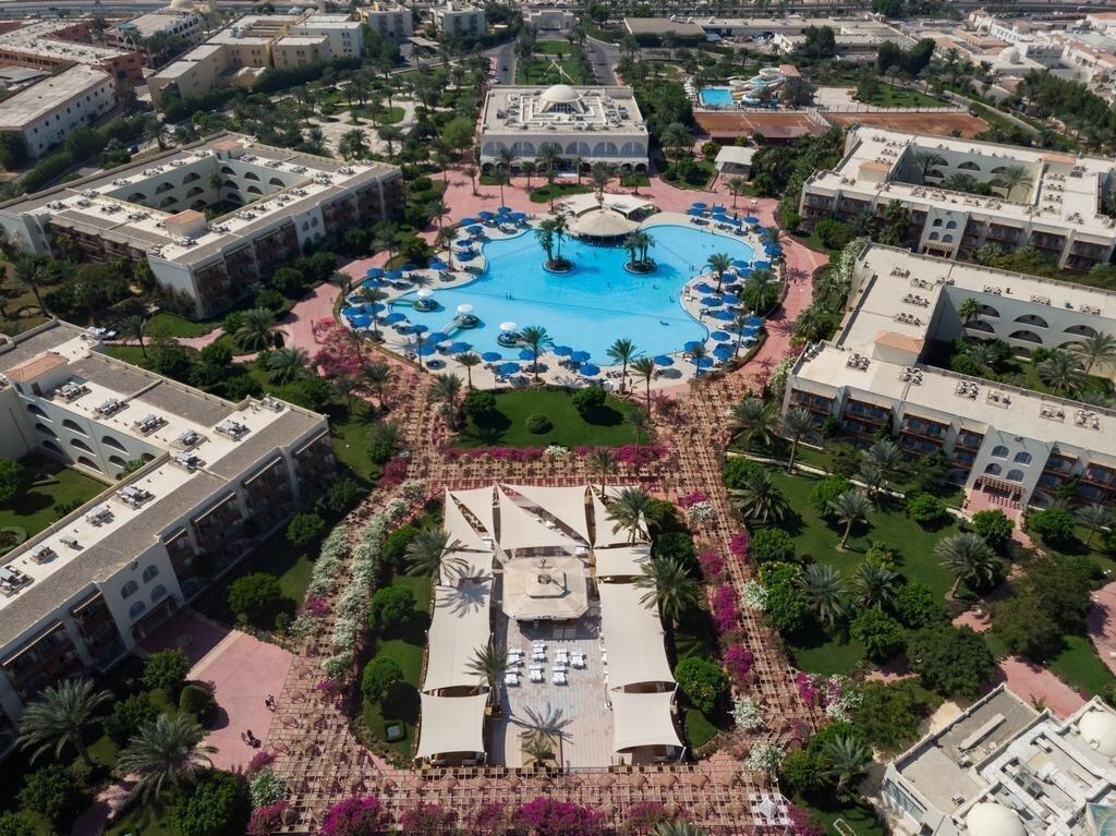 Фото Desert Rose Hotel 5*
