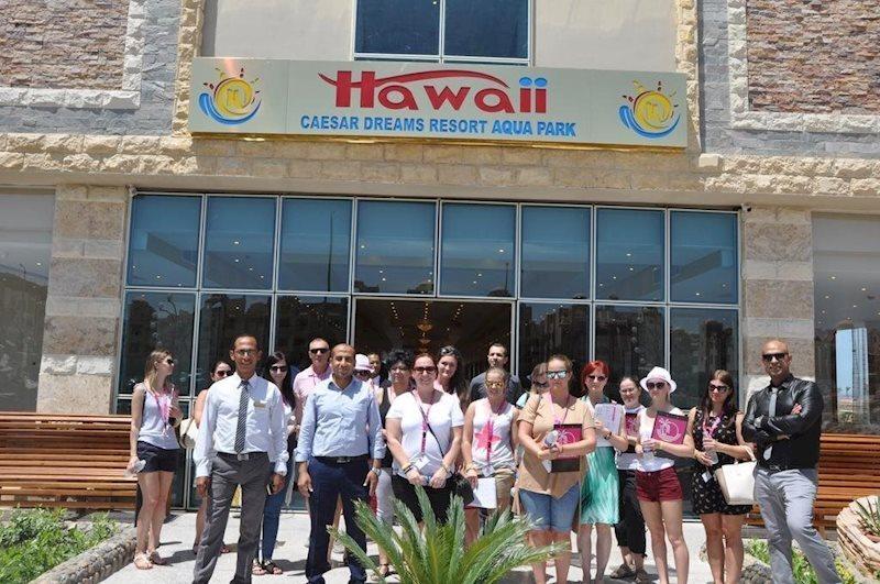 Фото Hawaii Caesar Dreams Aquapark Resort 4*