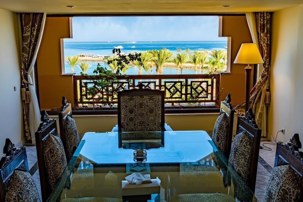 Фото Continental Hotel Hurghada (ex. Movenpick Resort Hurghada) 5*