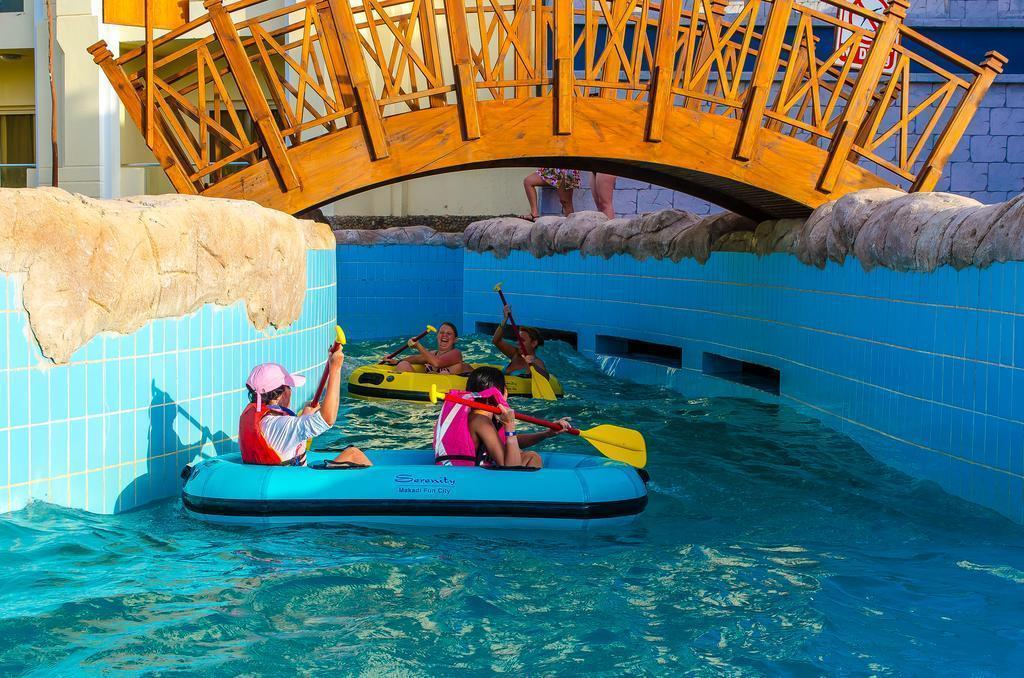 Отель Serenity Fun City (ex. Serenity Fun City) Макади Бей