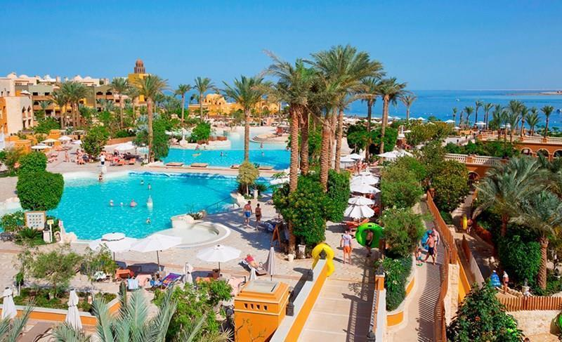 Фото Sunwing Waterworld Makadi 5*