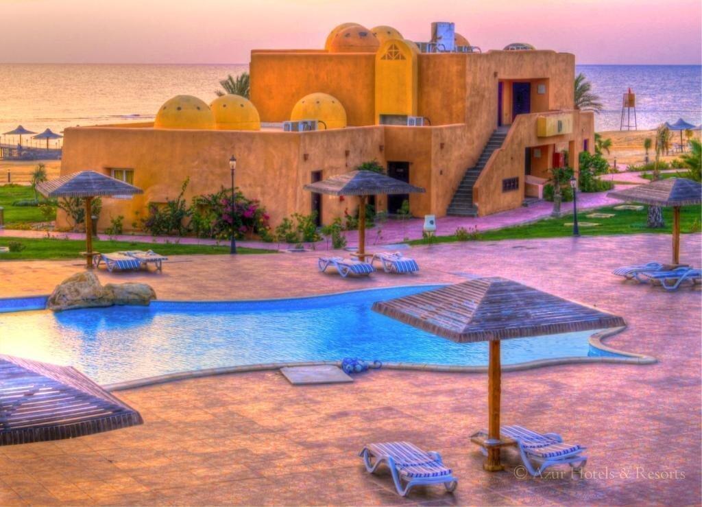 Фото Wadi Lahmy Azur 4*