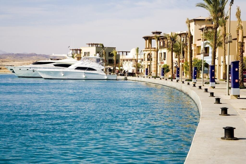 Фото Sunrise Marina Port Ghalib (ex. Ex Rehana Royal Port Ghalib) 5*