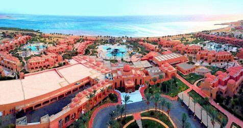 Hotelux Oriental Coast Marsa Alam (ex. Sentido Oriental Dream) 5*, Египет, Марса-Алам