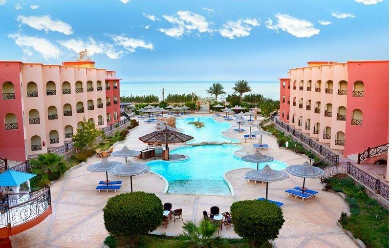Фото Blue House Hotel (ex. Moon Resort Marsa Alam) Египет Марса-Алам