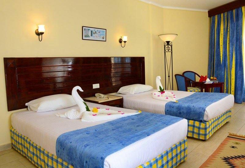 Отель Blue House Hotel (ex. Moon Resort Marsa Alam) Египет Марса-Алам
