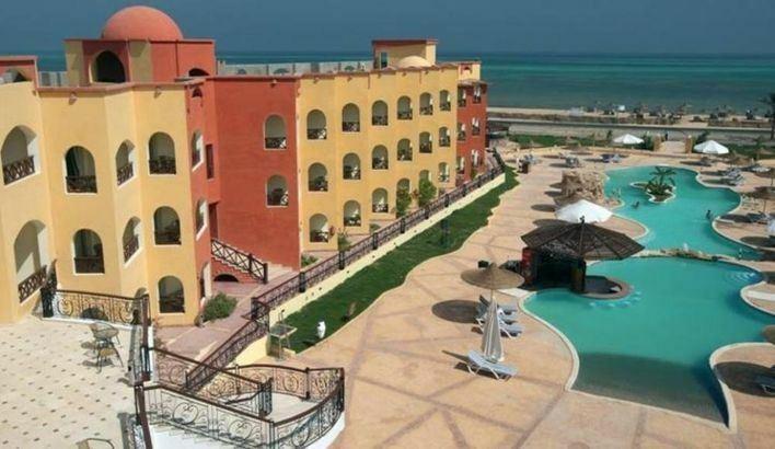 Отель Blue House Hotel (ex. Moon Resort Marsa Alam) Марса-Алам